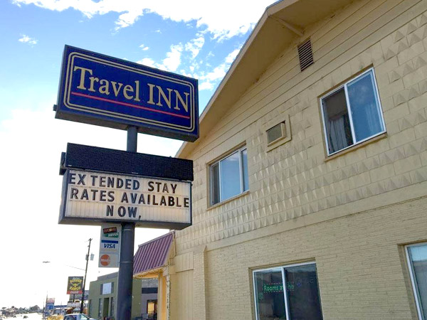 Travel Inn, Sunnyside, WA